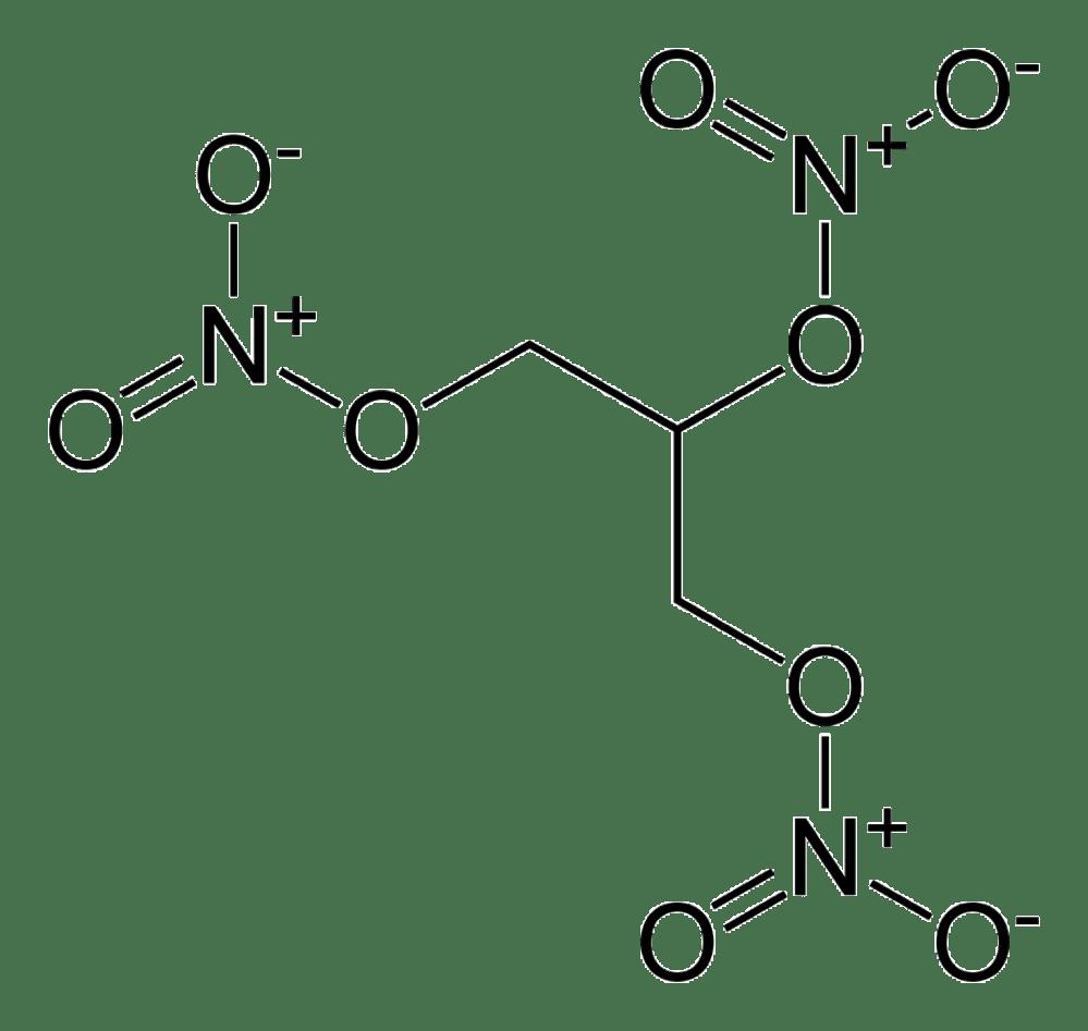 medium resolution of figure 2 lewis dot diagram of nitroglycerin ng
