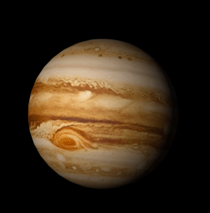 Planeta Júpiter Evolución y historia - Educándose En Linea