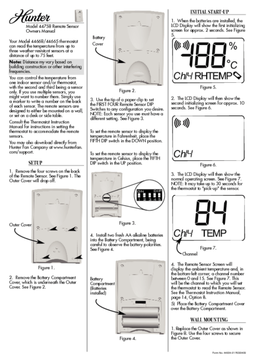 small resolution of thermostat users guides thermostat page 26 44665 manuals