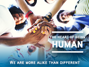 heart of being human