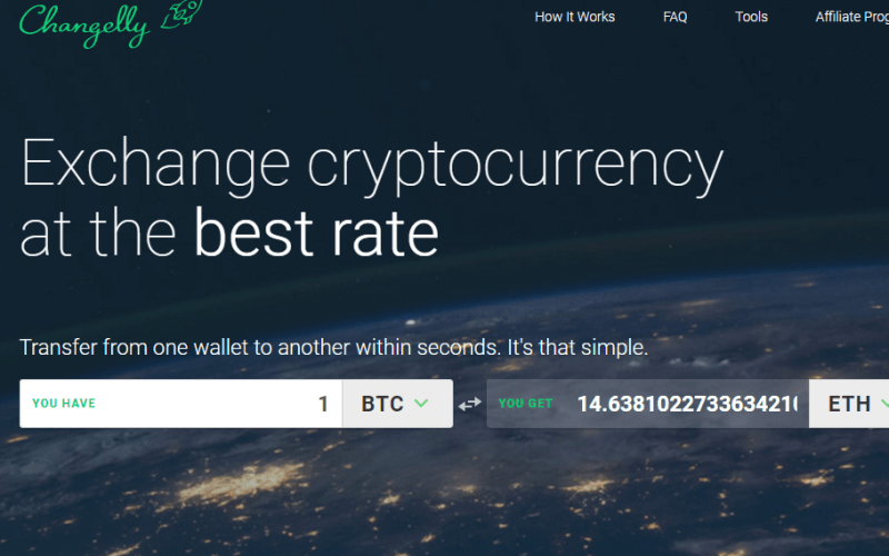 CHANGELLY - How To Buy Bitcoin Easily With Changelly