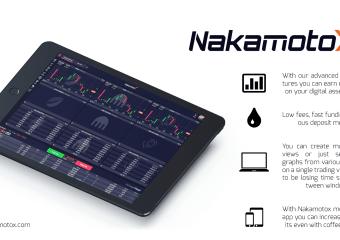 infogr2f - NakamotoX – A New Digital Asset Trading Platform