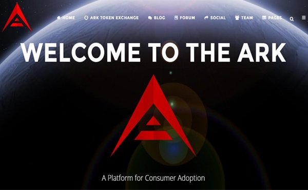 ARK - Introduction to the Ark Ecosystem