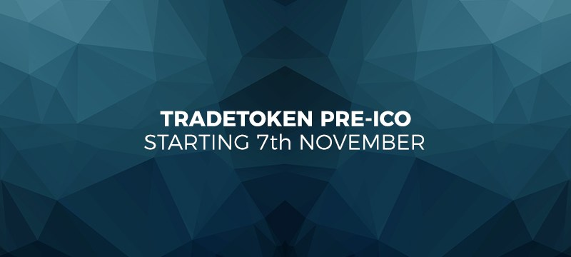 TRADETOKEN - Trade.io - The Revolution Of Trading