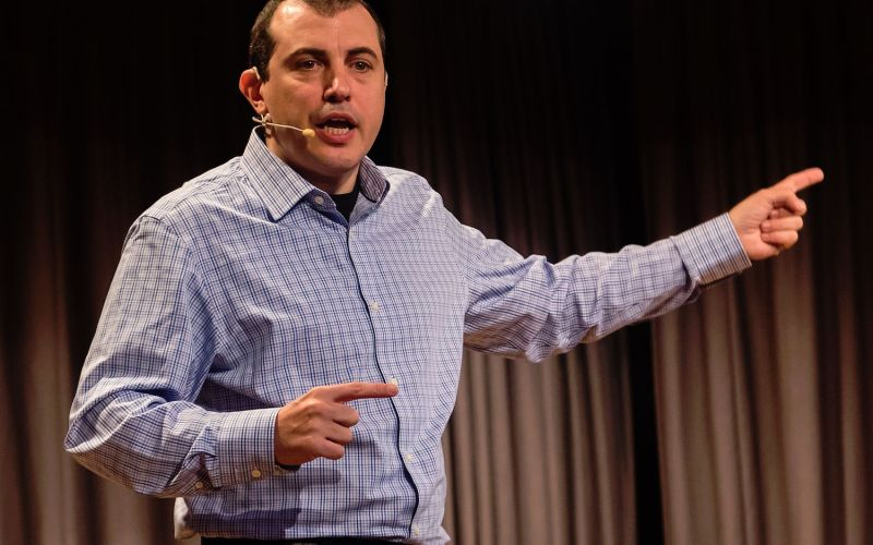 andreaaas - The Real Bitcoin Jesus: Andreas Antonopoulos Gathered 50 BTC in Donations