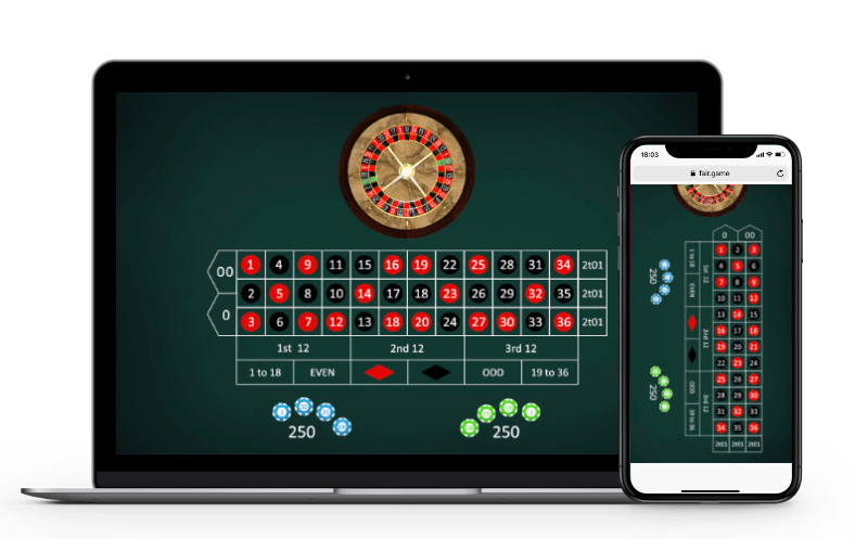 fairgame - Fair.Game ICO Brings the Next Big Impact to Blockchain and Gaming World