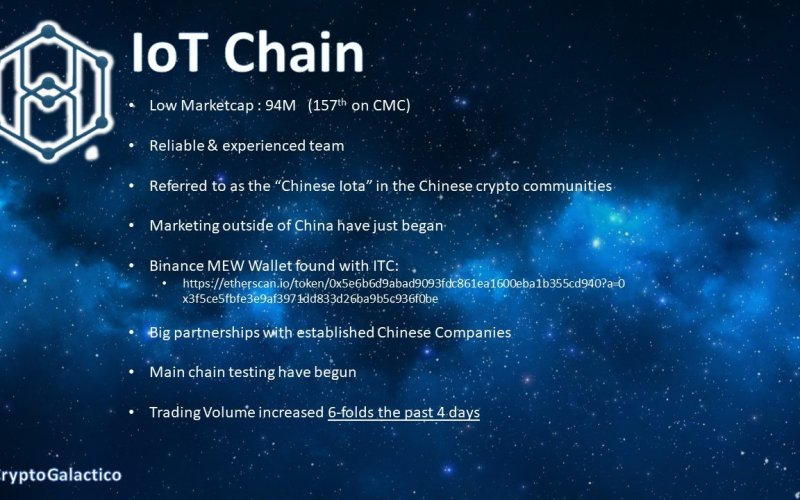 chinese iot - What Makes IOT Chain the IOTA of China? Decentralizing the Internet of Things (IoT)