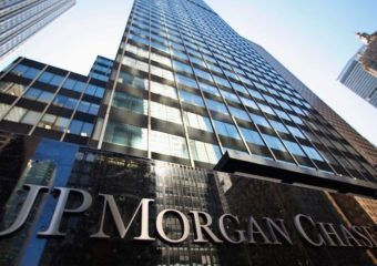 JP Morgan Chase - JP Morgan Chase Considers Cryptocurrencies as a Risk to its Business