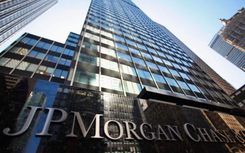 JP Morgan Chase - Is Bitcoin Disrupting the Banking Industry? For JP Morgan Chase, Yes
