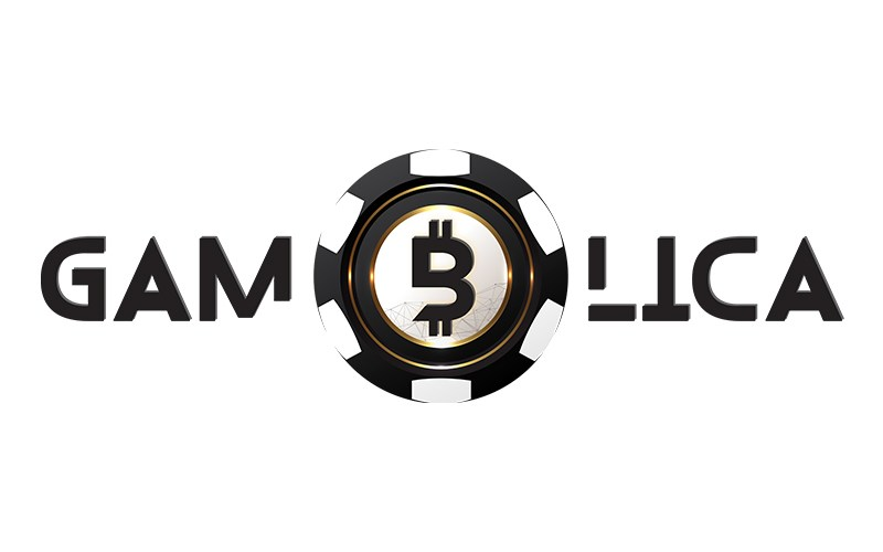 logo 800x600 - Innovative Blockchain Based Gambling Platform Built by Players for Players, Gamblica to Start Token Sale on March 1