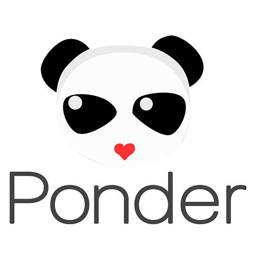 ponder logo vertical whitebg preview 1 - Using Blockchain to Build Better Connections