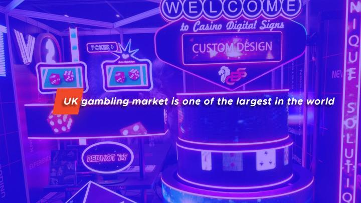 uk gambling market 1024x576 - ZeroEdge.Bet Casino Opens New Office in London