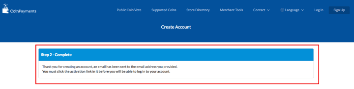 verify email address - How Businesses Can Accept Bitcoin [Step-By-Step Guide]