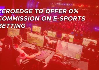 zero edge zero commission featured - Zeroedge To Offer 0% Commission on E-Sports betting