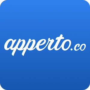 Apperto Logo - ApperCoin The First Local Cryptocurrency in Argentina and Latin America