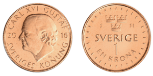 Krona 300x149 - Sweden Could Launch a Cryptocurrency (e-Krona) Powered by IOTA