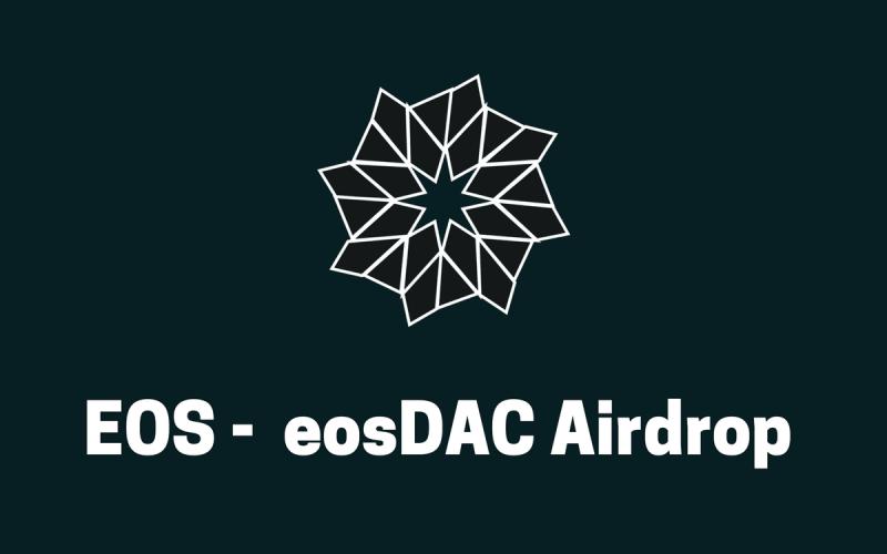 eos eosdac featured - Airdrop Alert: EOS Holders To Receive Free eosDAC Tokens