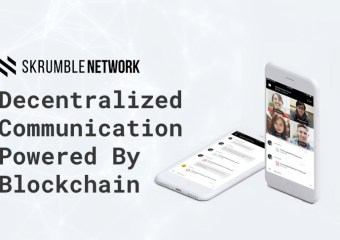 Skrumble Network - Skrumble Network secures top 7 exchange worldwide, LBANK, for second official listing