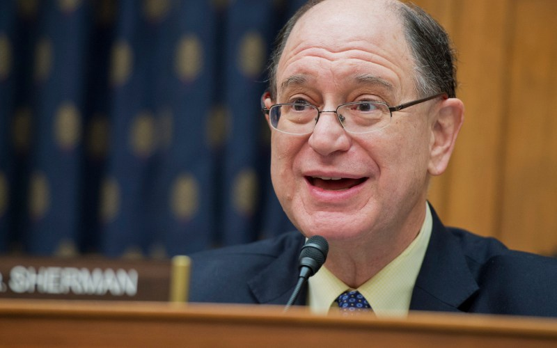 Brad Sherman 1 - Why Brad Sherman's Biased Opinion About Cryptocurrency Shouldn't Matter