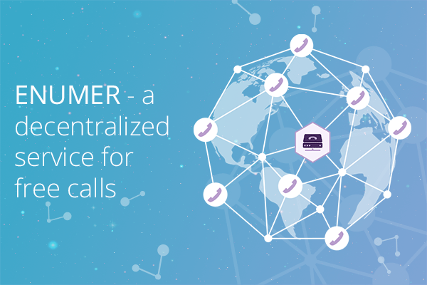 Enumer 600x400 - Emercoin Deploys First Blockchain-Based VoIP Application