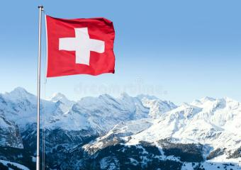 Swiss Flag - Swiss Stock Exchange Launches its Own Cryptocurrency Exchange