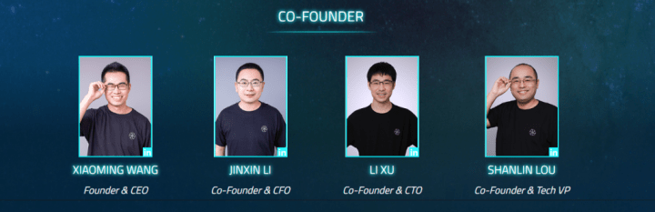 founders 1024x331 - Top Cryptocurrencies With a Great Growth Potential – Part IX