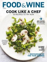 food and wine mag