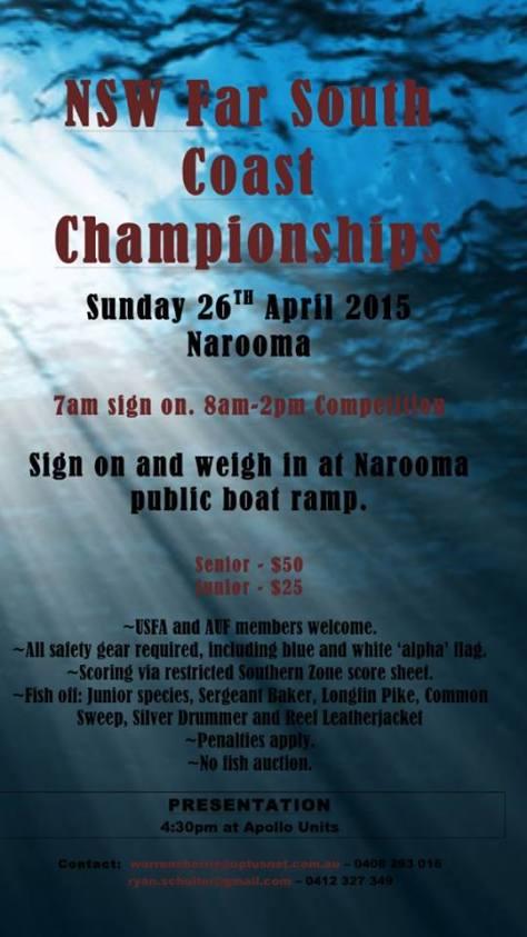 NSW Far South Coast Championships