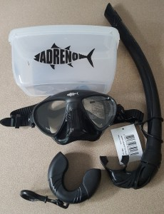 Adreno Mask & Snorkle