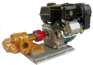 Oil Transfer pump for WVO