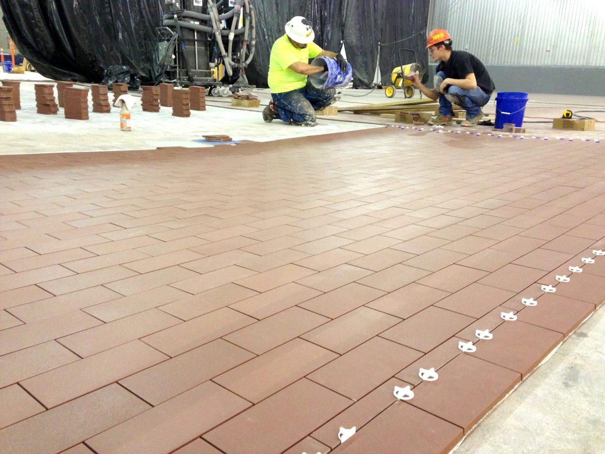 Acid Brick Dairy Tile