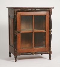 Antique Cupboard, Mohawk Valley, New York, circa 1830