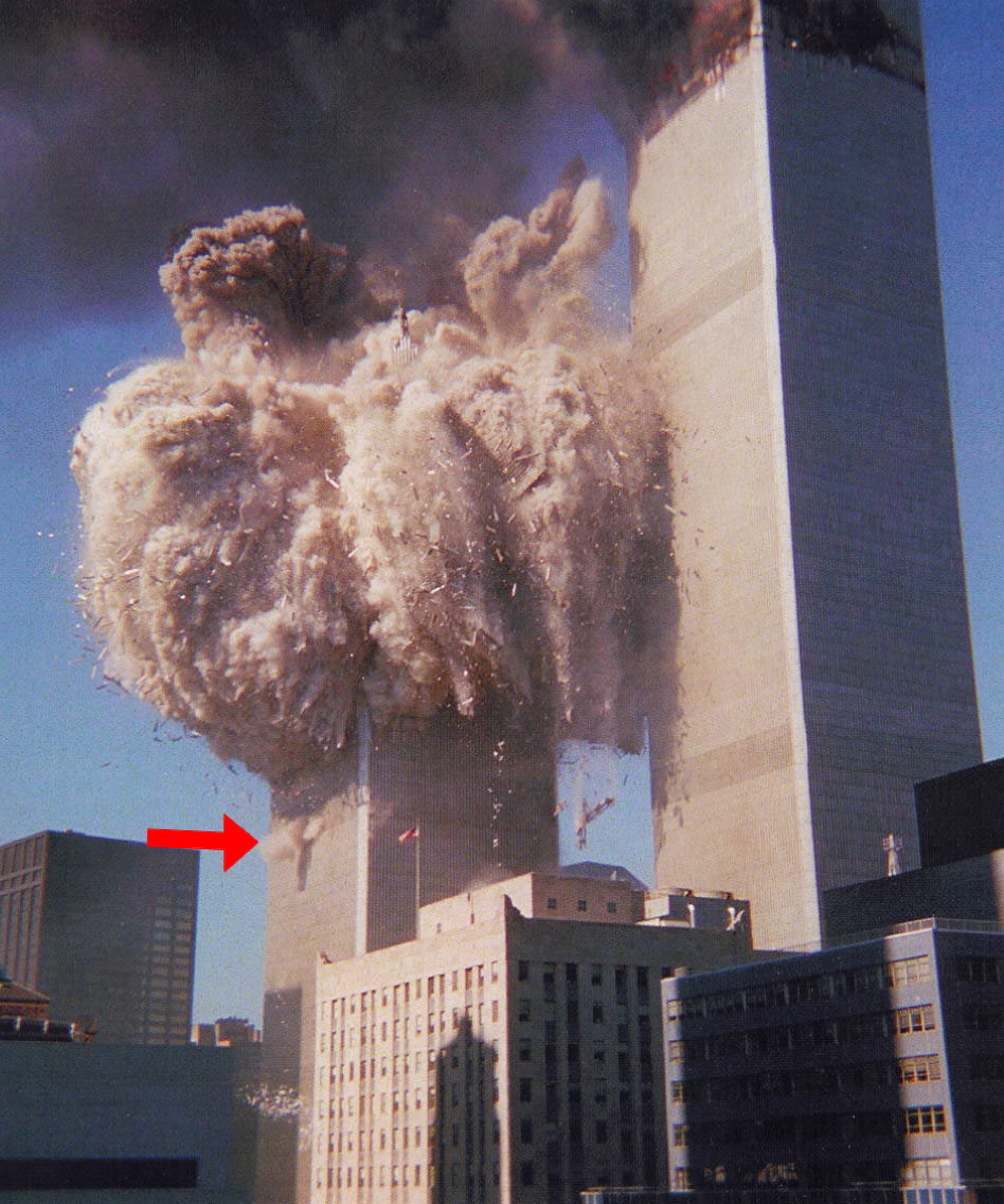 WTC twin towers controlled demolition
