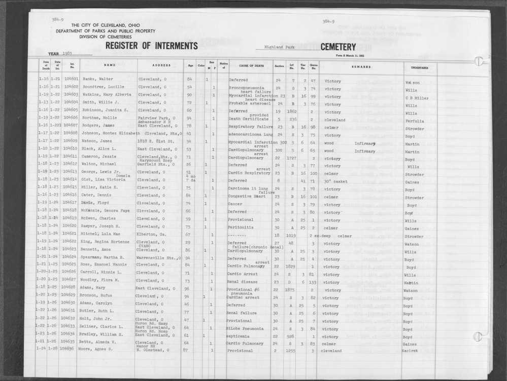 medium resolution of  wiring diagram on cleveland city cemeteries index moor through morq on