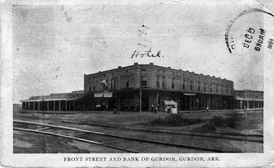 Penny Postcards from Clark County Arkansas