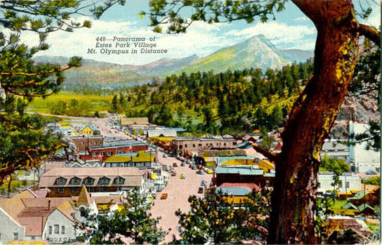 Penny Postcards from Larimer County Colorado