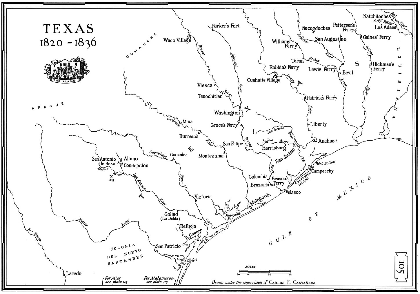 Statewide resources, Texas: Maps and Gazetteers