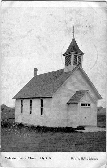 Penny Postcards from Day County South Dakota