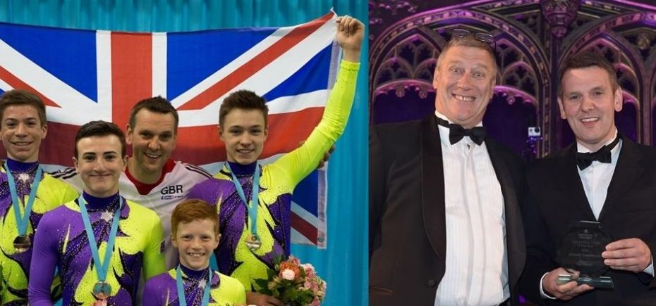 Durham Coach Wins National Award from British Gymnastics | Bdaily Business News