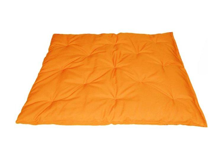 Meditatiemat, oranjegeel