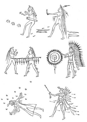 native american drawings mandan donaldson source chief