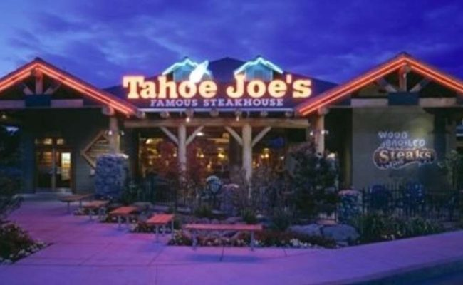 Tahoe Joe S Steakhouse Holiday Hours Location Near Me