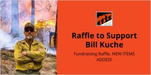 Raffle to Support Bill Kuche