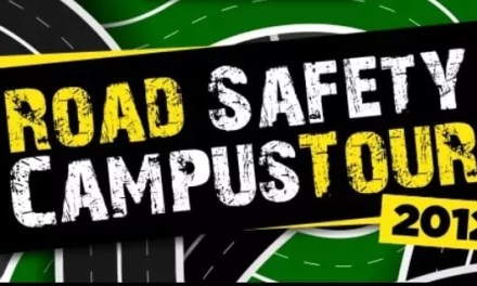 USI and the Road Safety Authority launch Road Safety Campus Tour