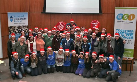 Union of Students in Ireland Teams Up With Brain Injury Specialists for  'Mind Your Head' Campaign