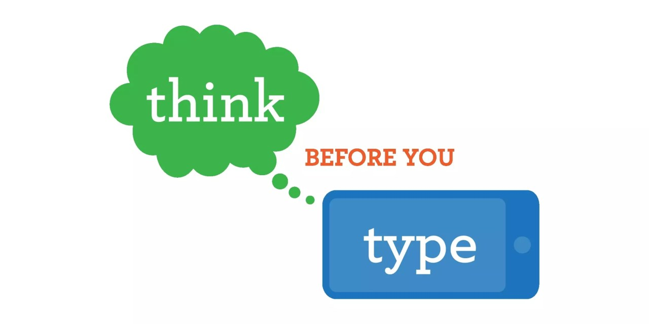 "USI launches cyberbullying awareness campaign ""Think Before You Type"""