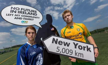 IRISH GRADUATES DOMINATE OVERSEAS GAA TEAMS