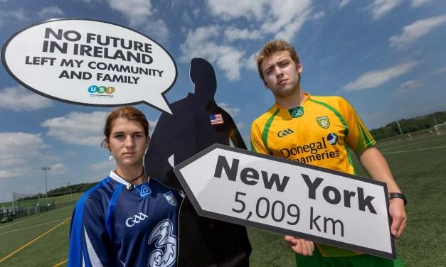 IRISH GRADUATES DOMINATE OVERSEAS GAA TEAMS