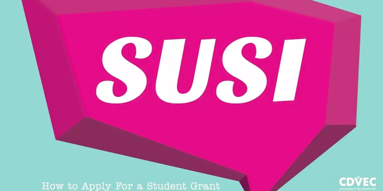 SUSI to open its online Student Grant Application System for 2014/2015 on 8 May, 2014.