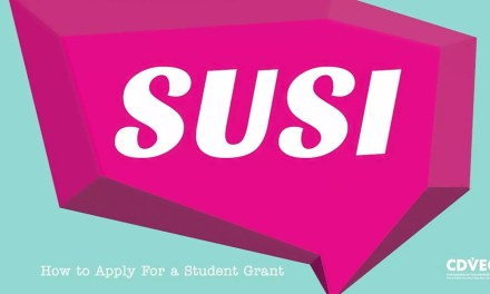 SUSI Deadline: Midnight this Saturday